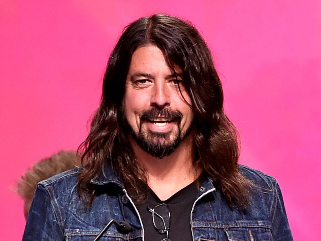 SKREV TIL FANSEN: Det var som f...er budskapet til Foo Fighters Dave Grohl