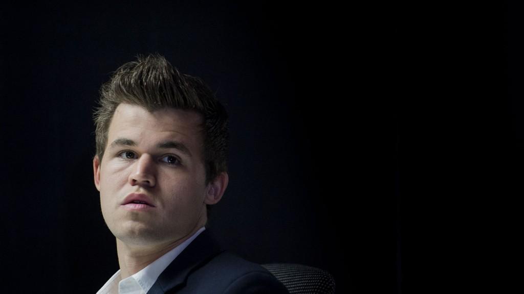 TAPTE: For andre dag på rad gikk Magnus Carlsen på tap i Norway Chess.
