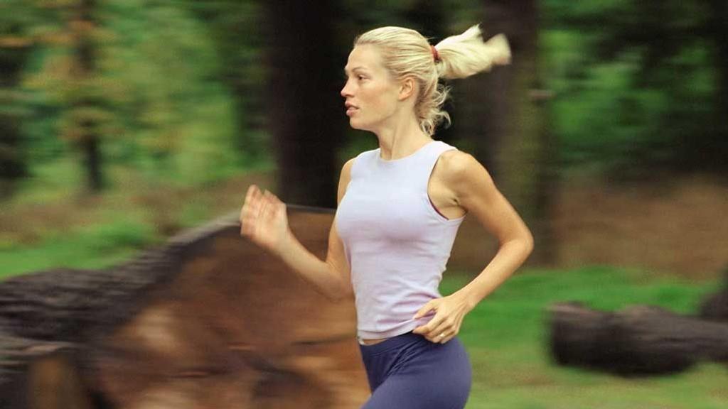 begynne a jogge
