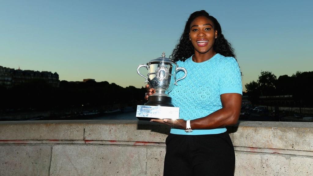 Serena Williams er favoritt i Wimbledon.