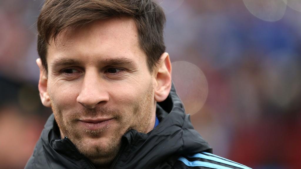 Lionel Messi øyner en Copa America-triumf.