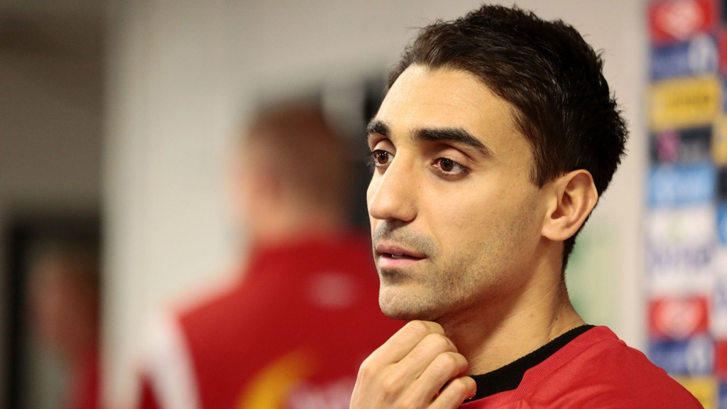 Mohammed Abdellaoue (29) skal ha fått beskjed av Stuttgart at han kan finne seg en ny klubb.