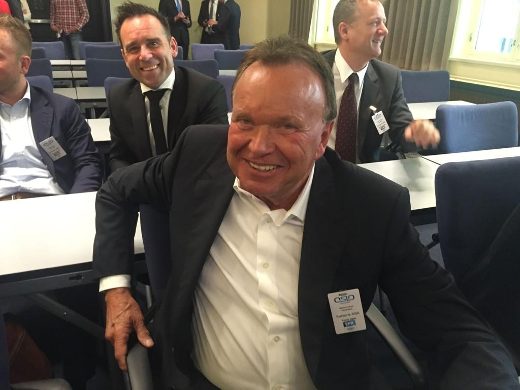 Terje Høili håvet inn milliarder på Europris. Nå blir selskapet børsnotert.