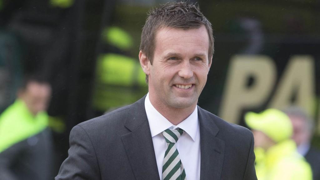 Celtic-manager Ronny Deila møter Ross County når sesongen starter i august.