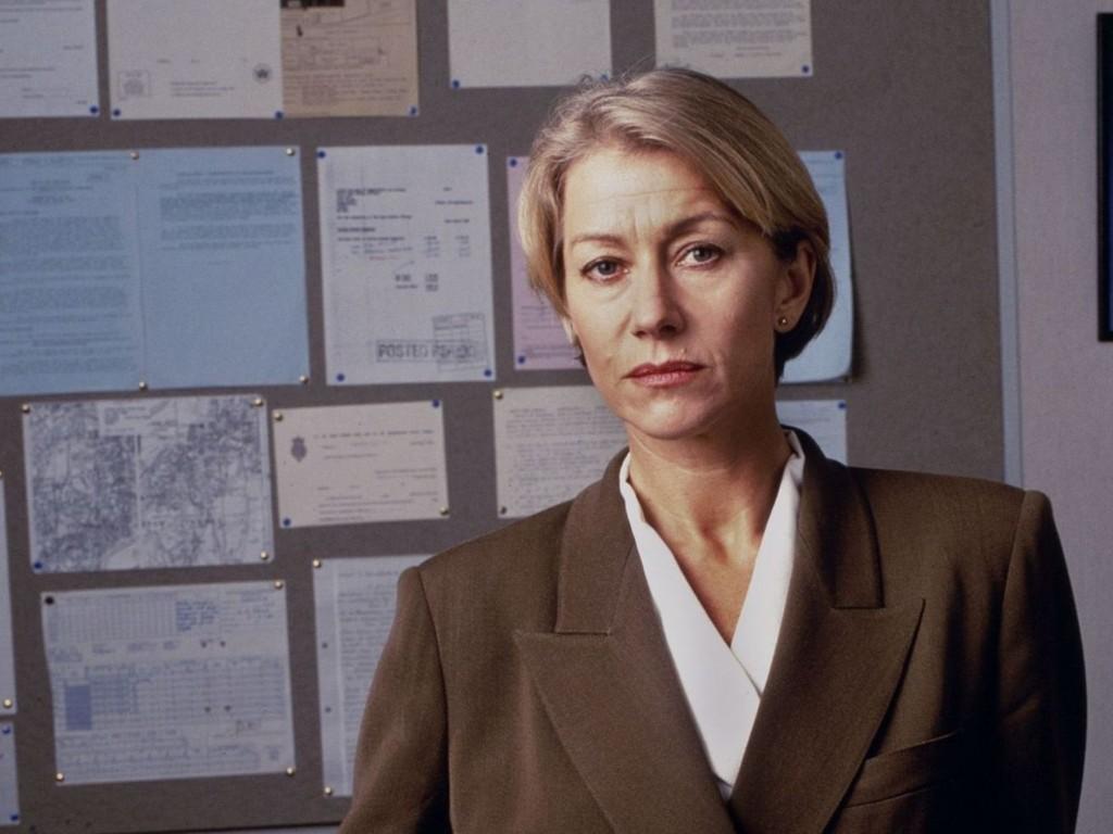 BRØT GRENSER: Helen Mirren brøt en rekke stereotypier i rollen som sjefen i Prime Suspect.