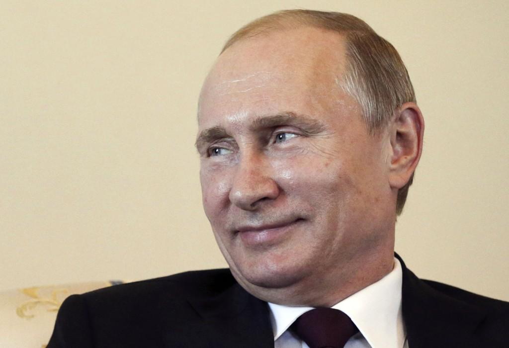 RUSSLAND: President Vladimir Putin har raslet med sablene en stund.