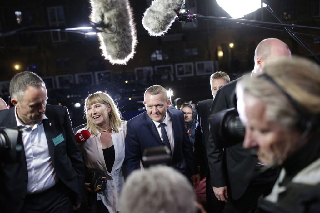 Hvis Venstre-leder Lars Løkke Rasmussen (bildet) lykkes med å få med seg Konservative, Dansk Folkeparti og Liberal Alliance, blir det første firepartiregjering i Danmark på 21 år.