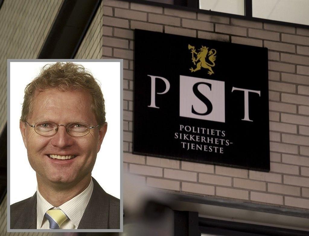Frp-representant Tor André Johnsen fra Hedmark.