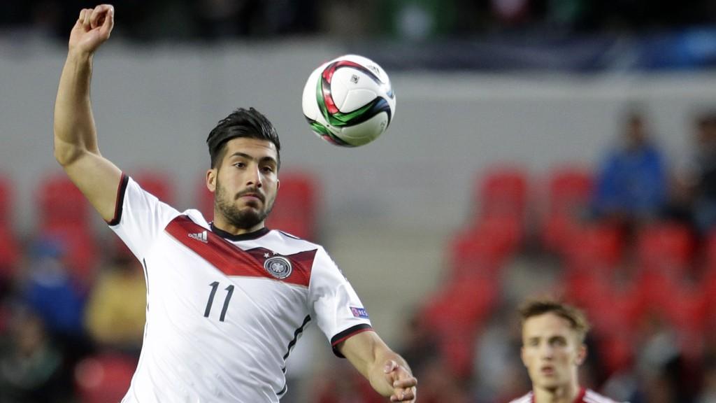 Liverpools Emre Can er en av de største stjernene på Tysklands U21-landslag.