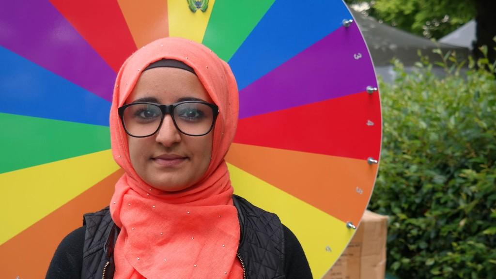 Fatema Al-Musawi (Ap) vil at homofile i Norge skal kunne gifte seg både i kirker og moskeer.