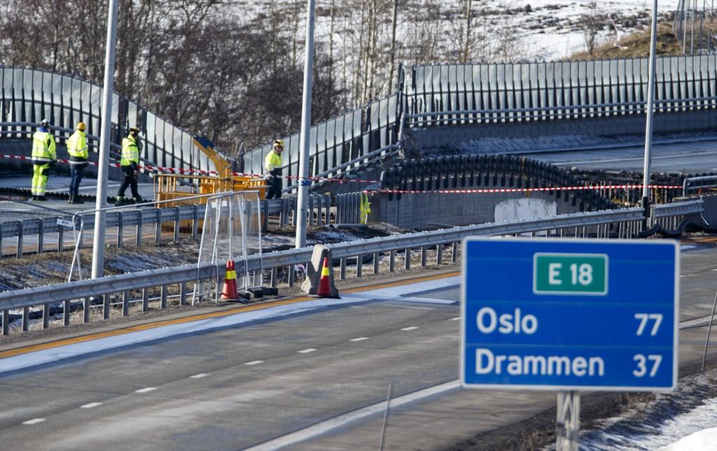 Det nordgående løpet på Skjeggestad bru åpnes for trafikk søndag 28. juni. Hele brua ble stengt etter at sørgående løp kollapset 2. februar.