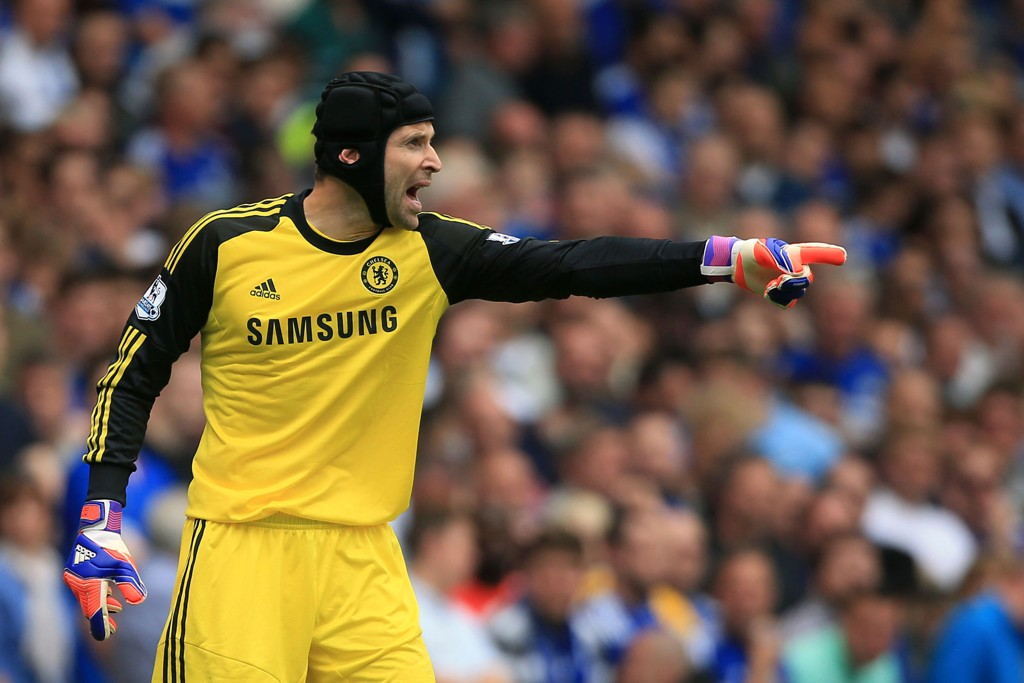 ARSENAL: Petr Cech skal være svært nær en overgang til Arsenal.
