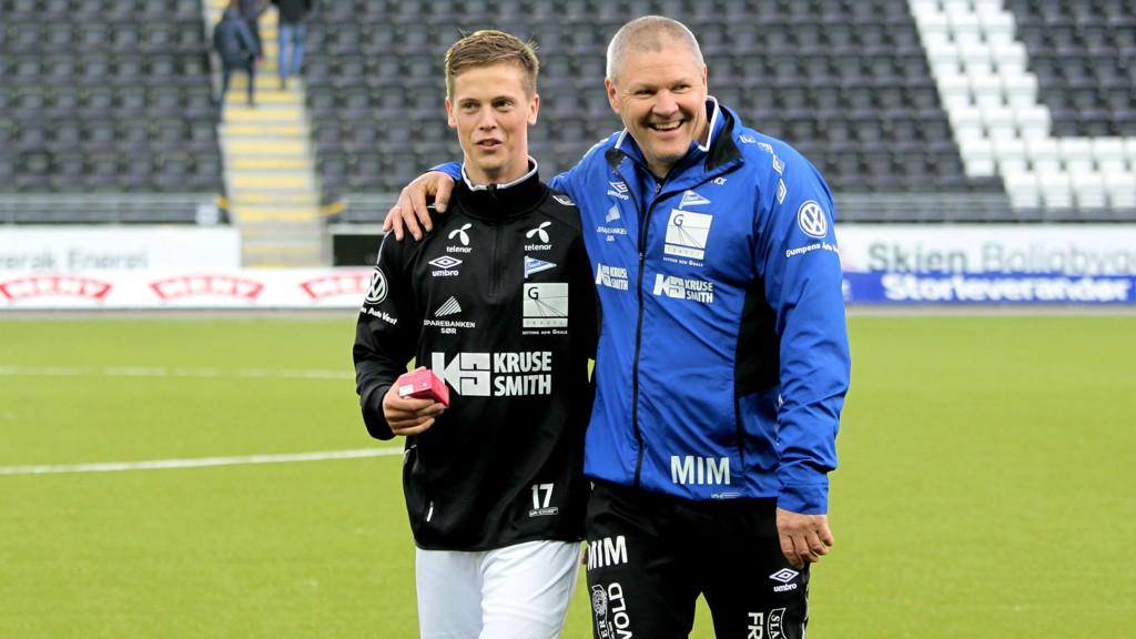 FERDIG: Mons Ivar Mjelde skal være ferdig i Start etter sesongen.