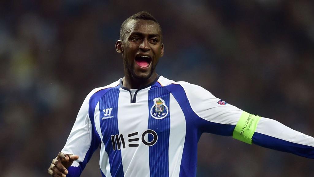ATLETICO MADRID: Portos Jackson Martinez skal være klar for spansk fotball.