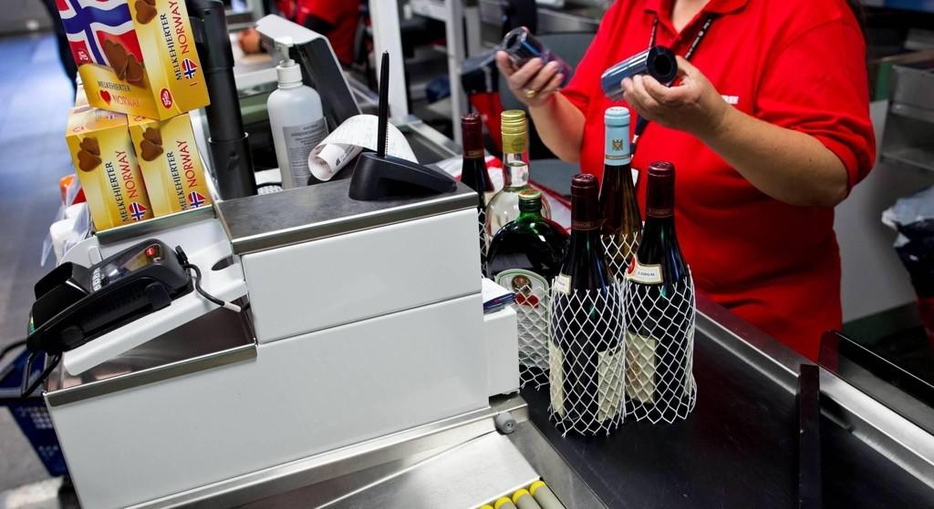 Boten per flaske øker jo flere flasker du er over tollkvoten.