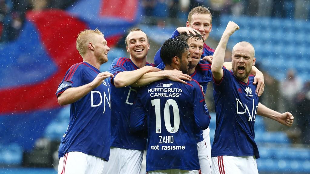 Vi tror på mer Vålerenga-jubel hjemme mot Bodø/Glimt søndag kveld.