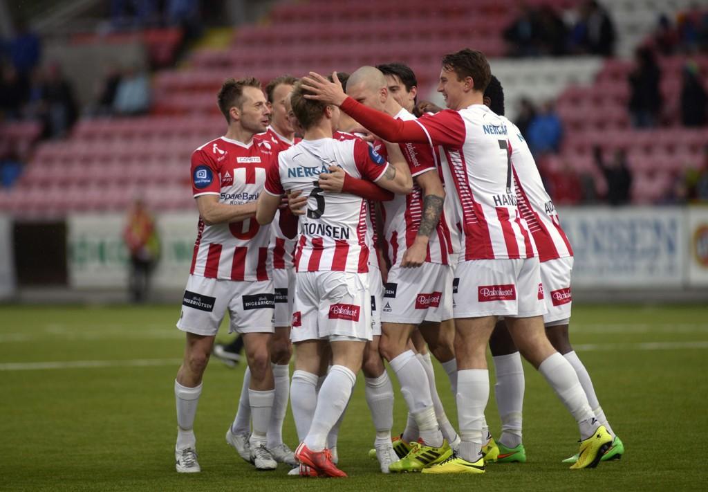 Tromsø bør ha flott sjanse til tre poeng hjemme mot Haugesund søndag.