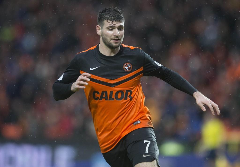 CELTIC: Nadir Ciftci kan være på vei til Celtic.