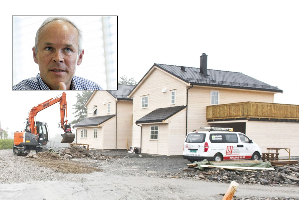 Jan Tore Sanner mener det nå er enklere å bygge enn før.