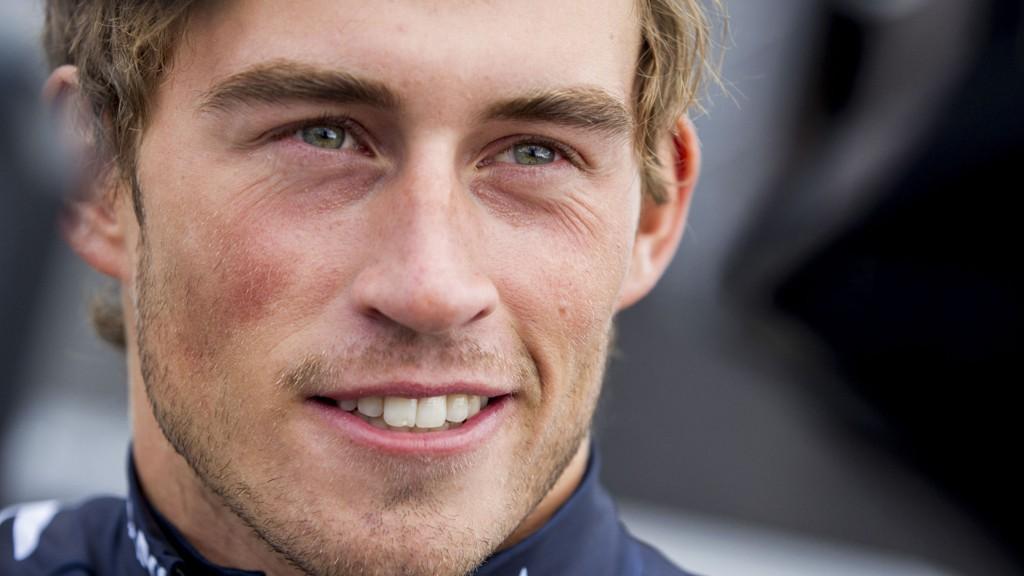 VANT: Sondre Holst Enger vant søndagens etappe i Østerrike rundt.