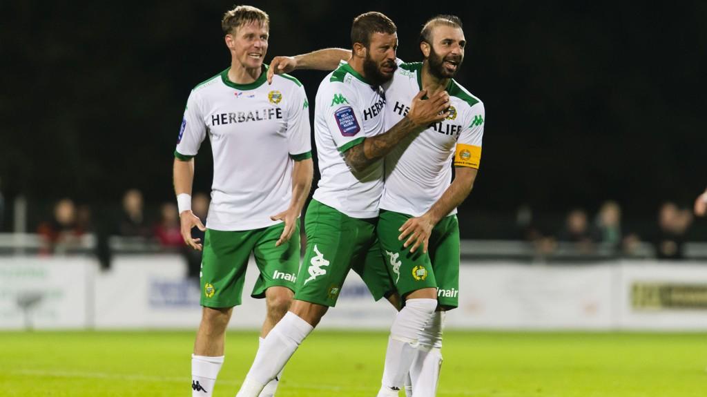 Jan Gunnar Solli og Hammarby hadde mye å juble for i fjorårets opprykkssesong, men har trøbbel i Allsvenskan denne sesongen.