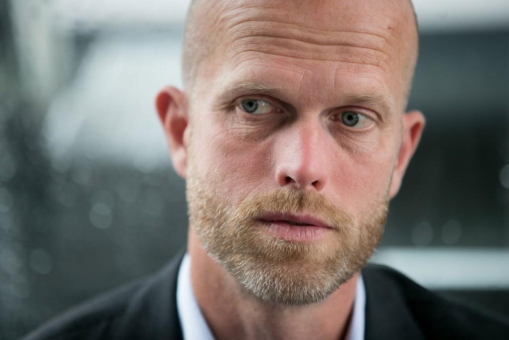 FÅR FLERE HENVENDELSER FRA UNGE: Økonom og «Luksusfellen»-programleder Hallgeir Kvadsheim.