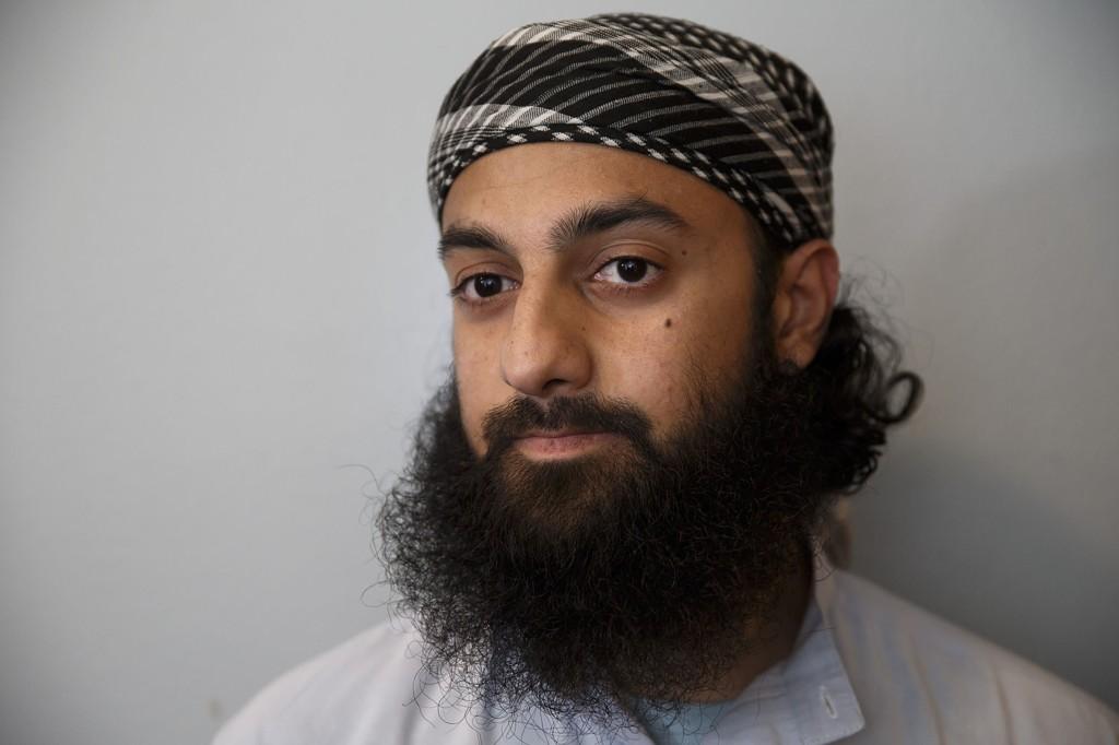 FRIFUNNET: Påtalemyndigheten anker ikke frifinnelsen av islamisten Ubaydullah Hussain. Dermed blir dommen fra lagmannsretten stående.