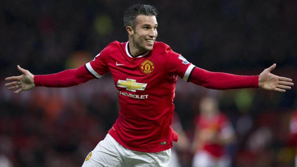 ØNSKET I TYRKIA: Manchester Uniteds Robin van Persie skal være nær en overgang til Fenerbahce.