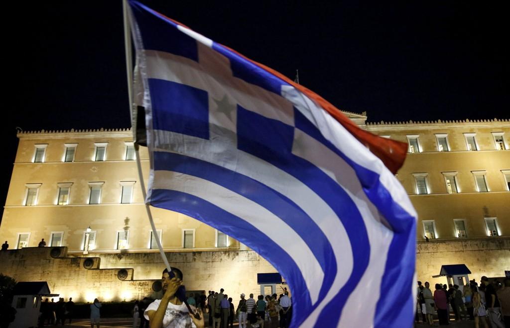Flere av eurolandene er skeptiske til det greske reformforslaget og vi ha garantier for at det gjennomføres. Foto: Reuters / NTB scanpix