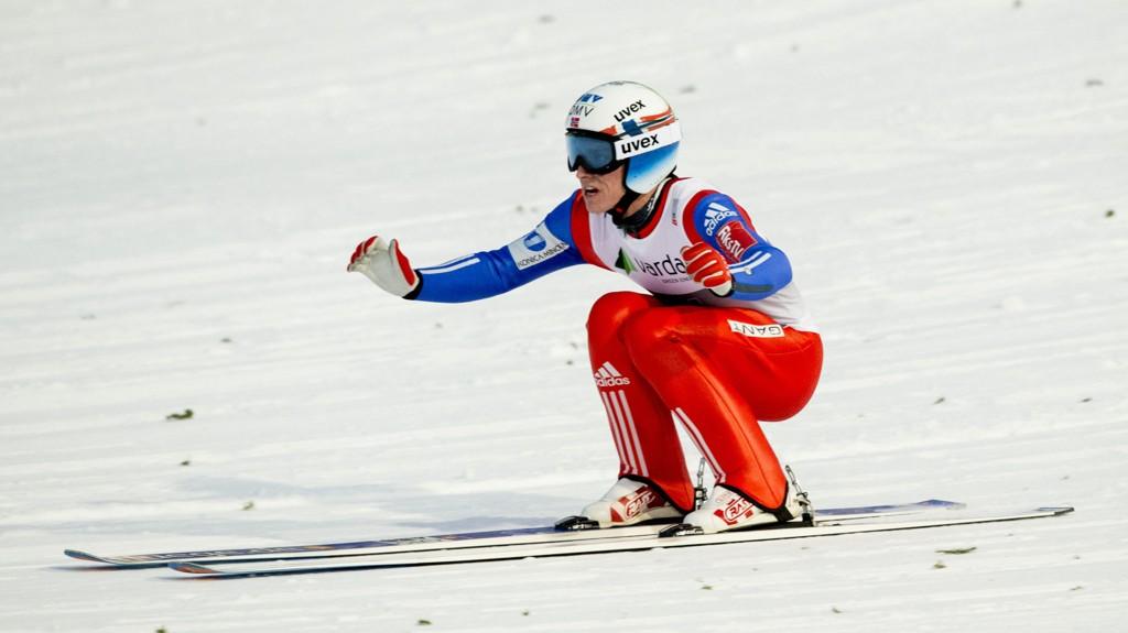Anders Fannemel hoppet 251,5 meter i vinter. Det er verdens lengste hopp.