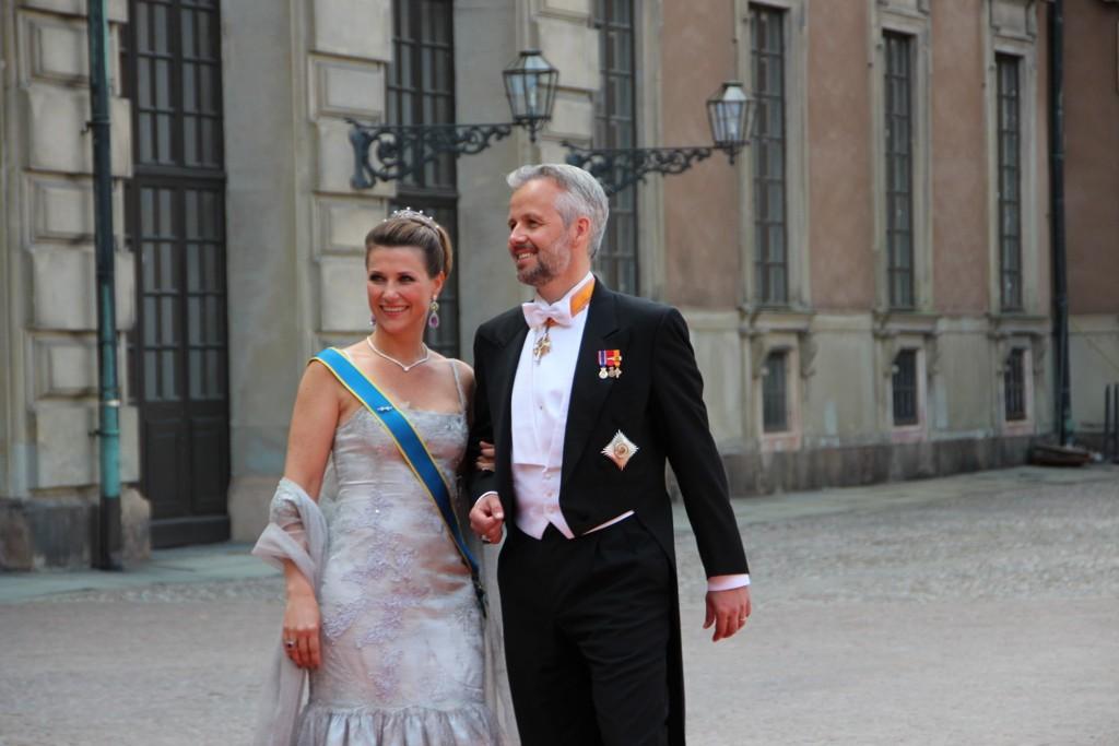Prinsesse Märtha Louise og ektemann Ari Behn.