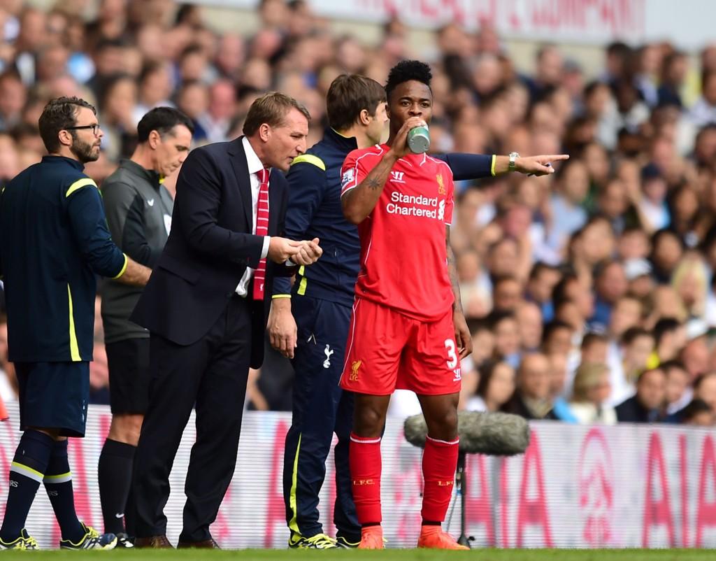 SELGES: Raheem Sterling selges til Manchester City fra Liverpool.