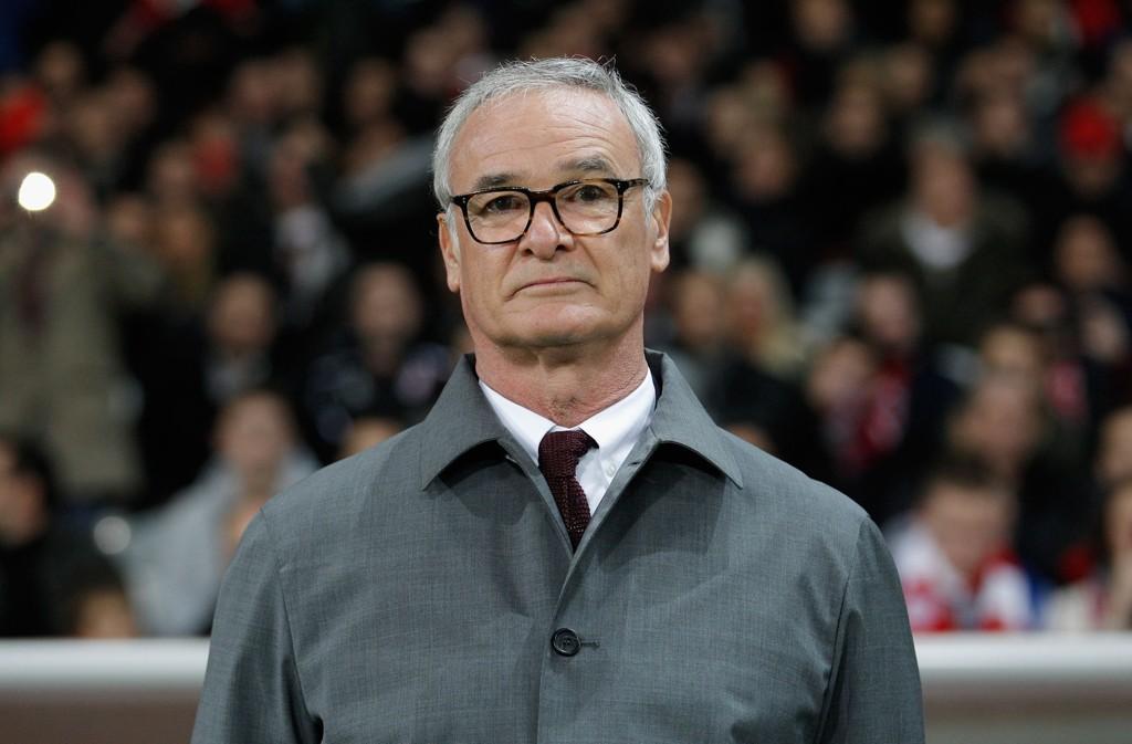 NY JOBB: Claudio Ranieri er tilbake i Premier League.