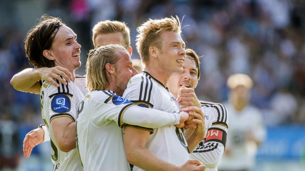 Rosenborg er fortsatt med i Europa League.