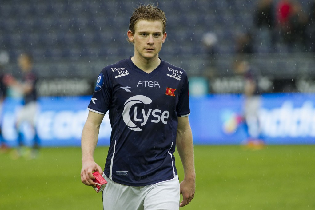 KLAR: Yann-Erik De Lanlay blir Rosenborg-spiller.
