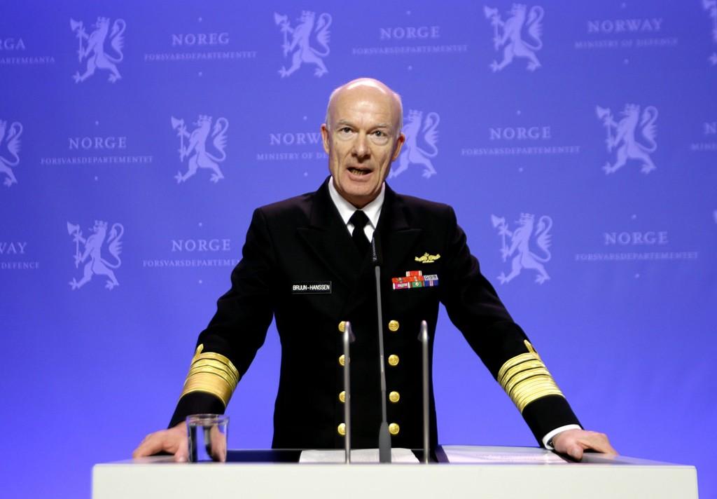 I et dokumentet som Aftenposten har fått se forslår forsvarssjefen og hans stab blant annet at vernepliktige skal spille en langt større rolle i Forsvaret.