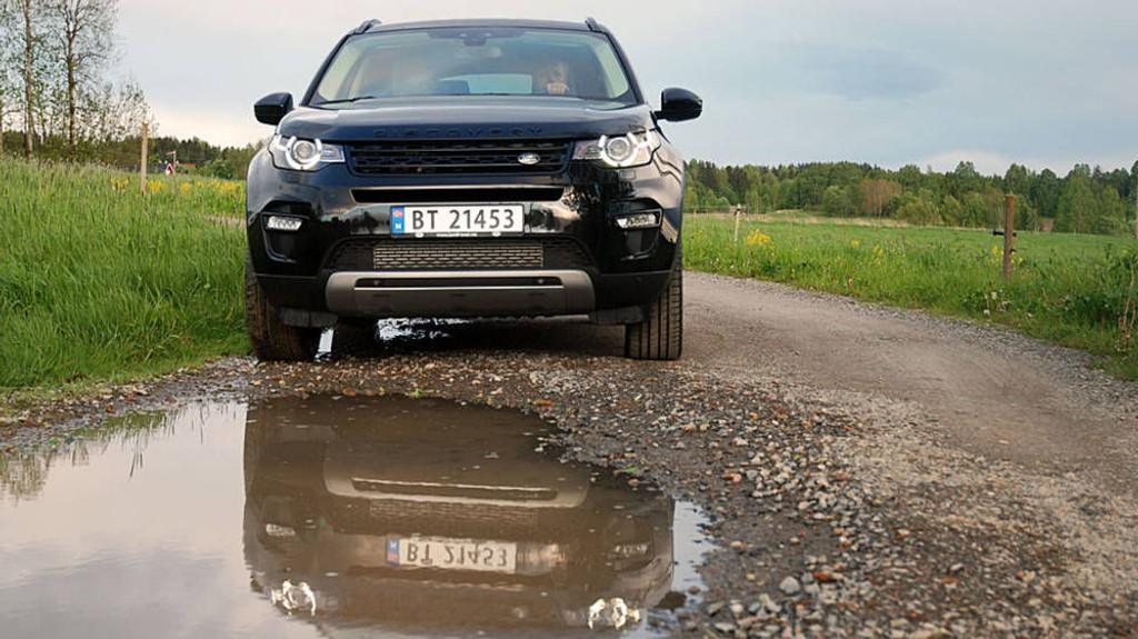 plass range rover discovery sport