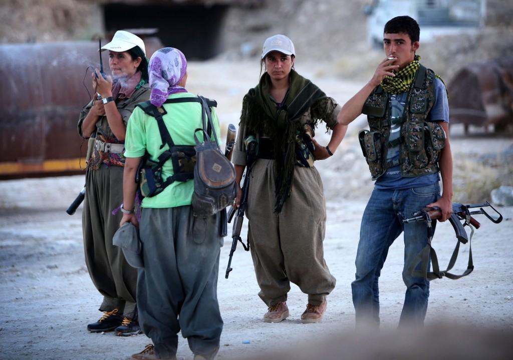 Tyrkia-ekspert sier uroen de siste dagene setter en stopper for fredsprosessen mellom tyrkiske myndigheter og den væpnede kurdiske gruppen PKK.