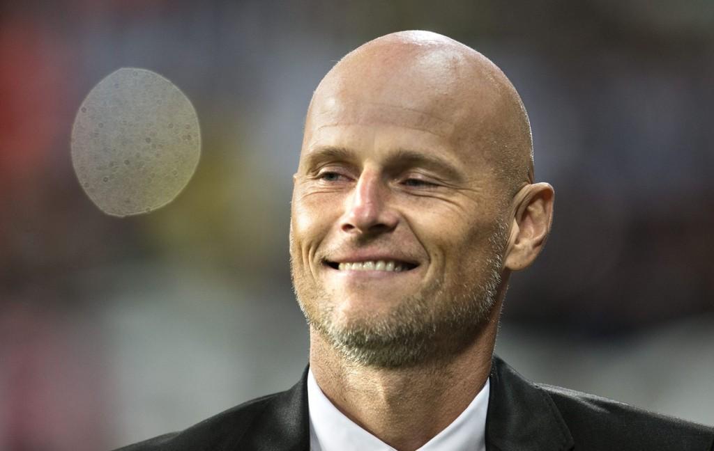 KLAR TIL DYST: Ståle Solbakken gleder seg til å ta fatt på årets Superligaen-sesong.