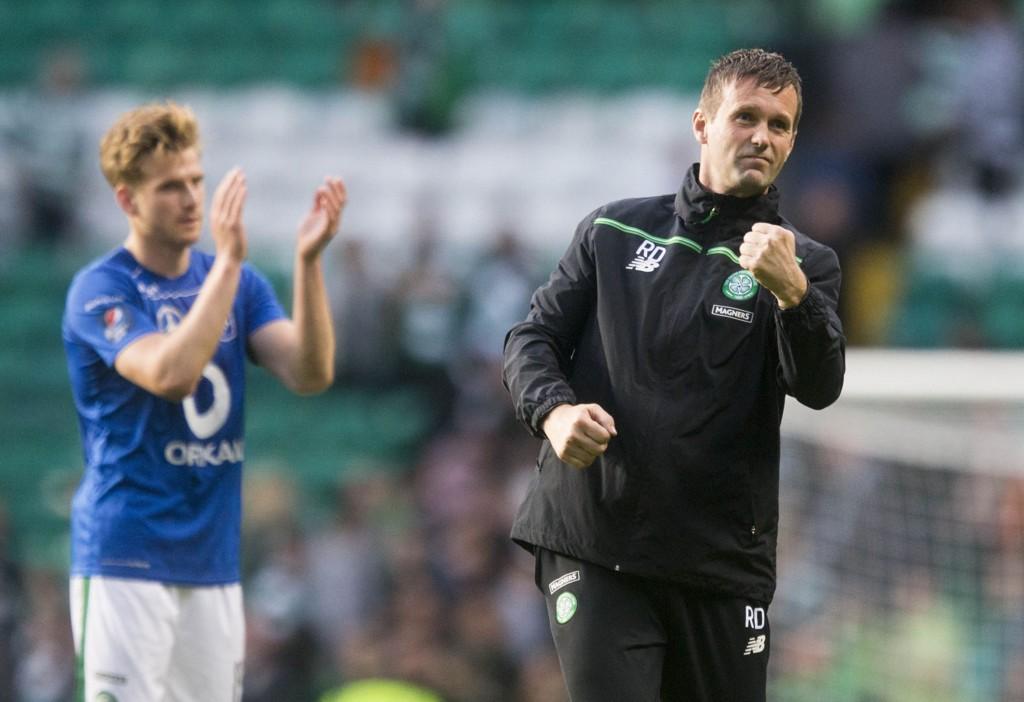 I RUTE: Ronny Deilas Celtic ser ut til å være i rute før seriestarten.