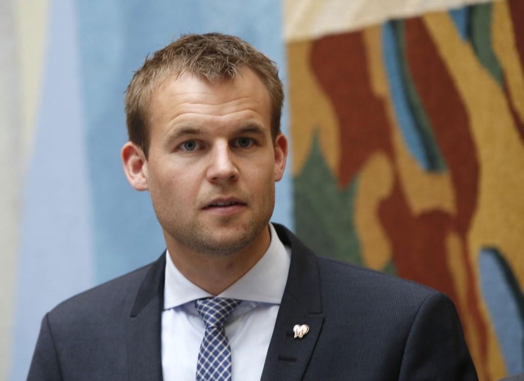 Stortingspolitiker Kjell Ingolf Ropstad (KrF) kaller menneskehandel for «vår tids slaveri», og mener at alle politidistrikter bør ha grupper som kan avdekke flere saker. Foto: Vidar Ruud / NTB scanpix
