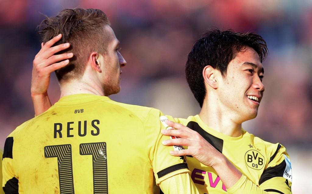 ETTERTRAKTET: Marco Reus blir nok ikke mindre ettertraktet blant engelske klubber etter lørdagens kamp mot Juventus.