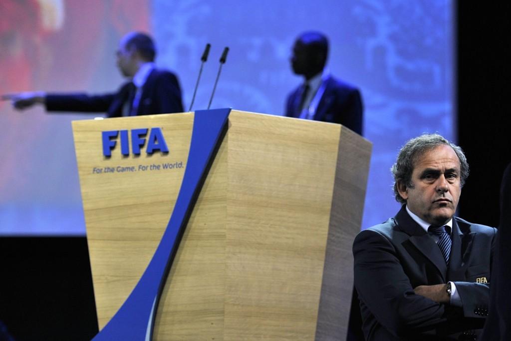 OVERTAR SOM PRESIDENT? Michel Platini er en tidlig favoritt til å overta vervet etter Sepp Blatter.