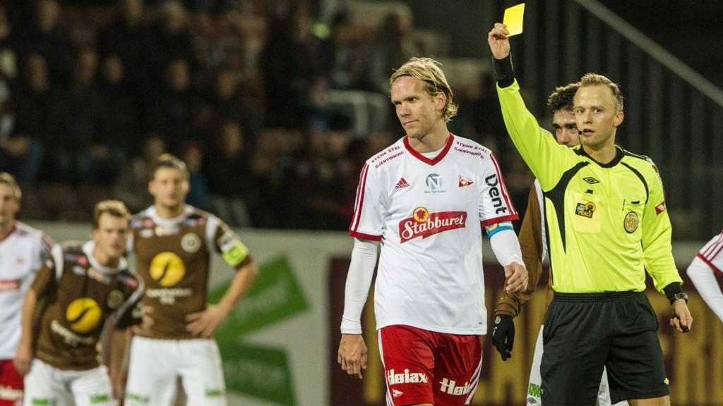 TIL SANDEFJORD: Lars Grorud er klar for tippeligaklubben.