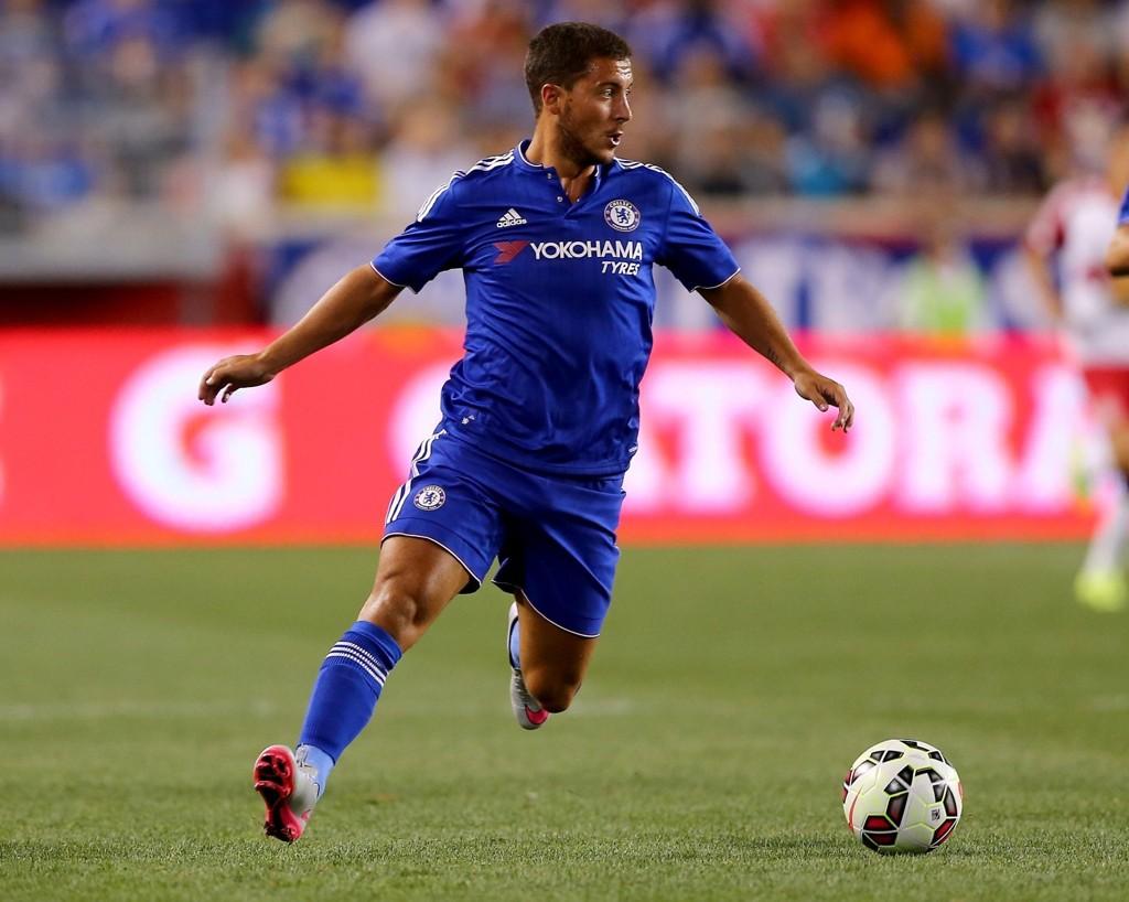STJERNE: Chelseas Eden Hazard.