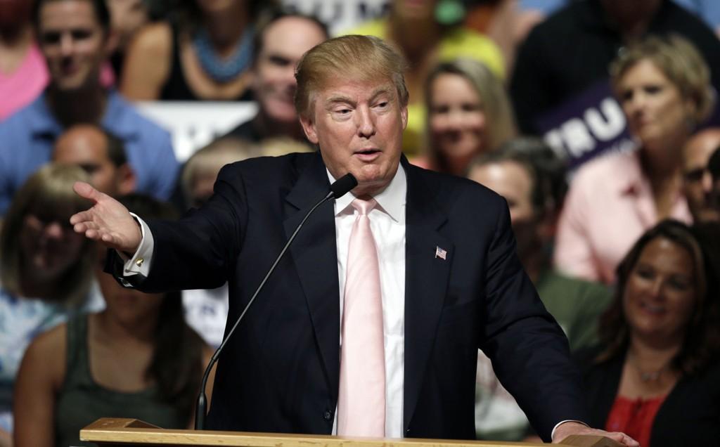Hvis ikke Donald Trump hadde meldt seg på selv, måtte Hillary Clinton funnet ham opp.