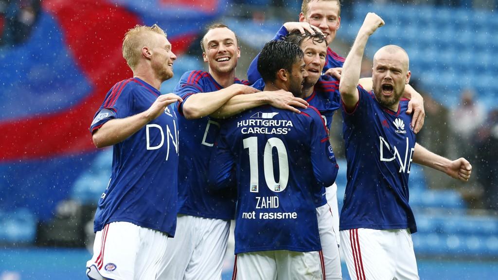 Vålerenga-spillerne har hatt mye å juble for denne sesongen, og vi tror laget slår raskt tilbake etter den skuffende forestillingen på Nadderud sist.