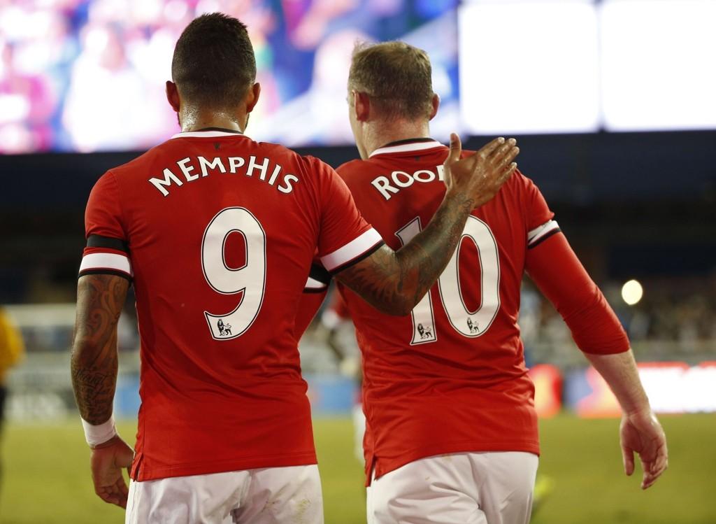 HVEM? Manchester United skal spille play off til Champions League.
