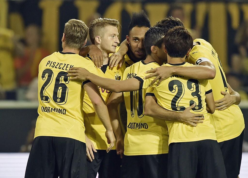 KOMMER TIL NORGE: Stjernelaget Borussia Dortmund.