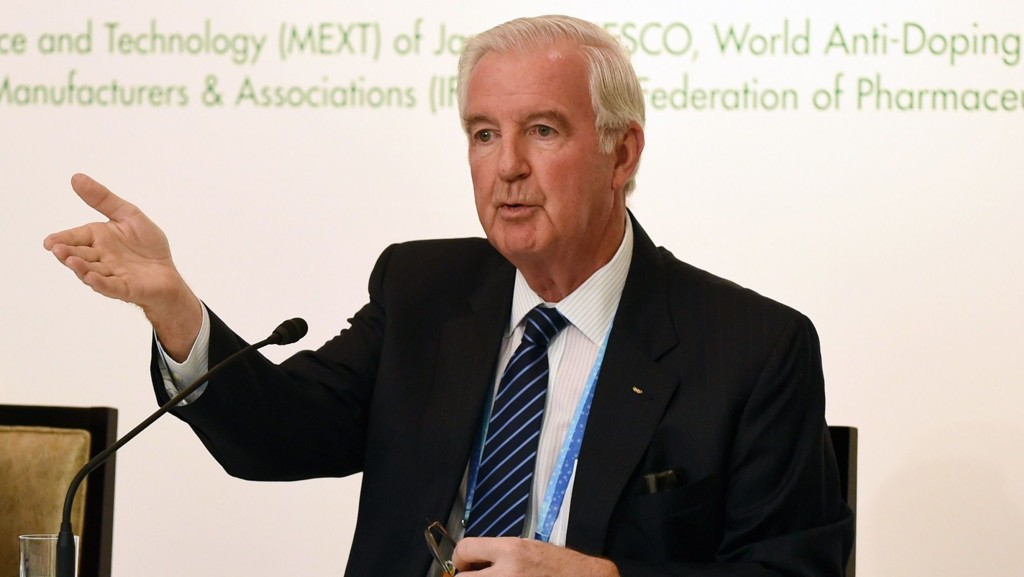 VIL ETTERFORSKE: WADA-president Craig Reedie forteller at de vil etterforske dopinganklagene mot internasjonal friidrett.